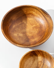 XL Wooden Salad Bowl