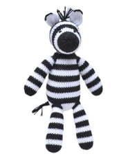 Fair Trade Alpaca Zebra Stuffed Animal Baby Shower Children's Gift