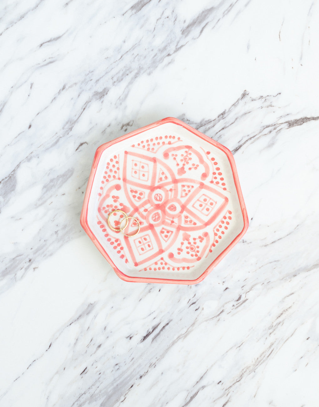 Trinket Tray - Blush - No. 1
