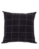 Grid Pillow - Black