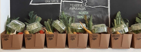 Weekly produce boxes offered in downtown Kitchener