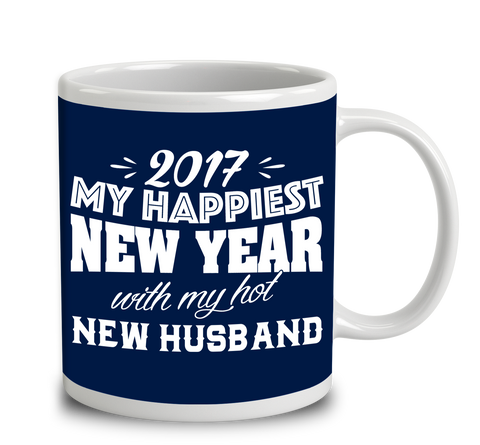 2017 My Happiest New Year With My Hot New Husband
