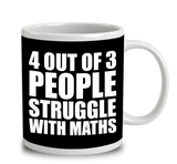 4 Out Of 3 People Struggle With Maths