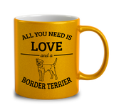 All You Need Is Love And A Border Terrier