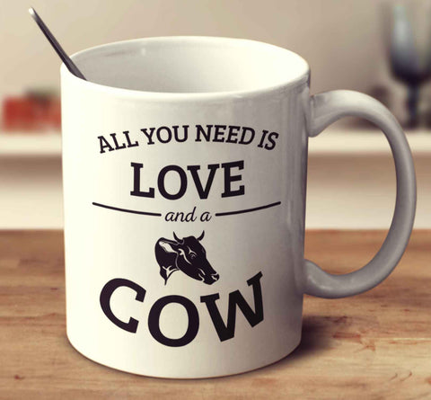 All You Need Is Love And A Cow