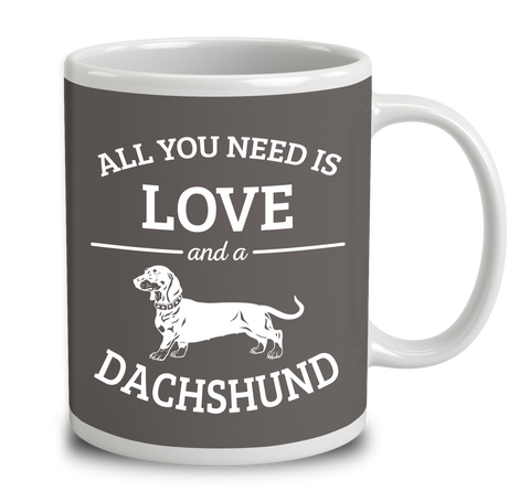 All You Need Is Love And A Dachshund