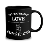 All You Need Is Love And A French Bulldog