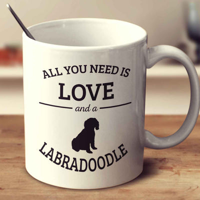 All You Need Is Love And A Labradoodle