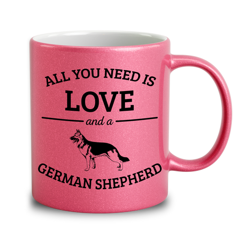 All You Need Is Love And A German Shepherd
