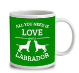All You Need Is Love And A Labrador
