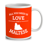 All You Need Is Love And A Maltese