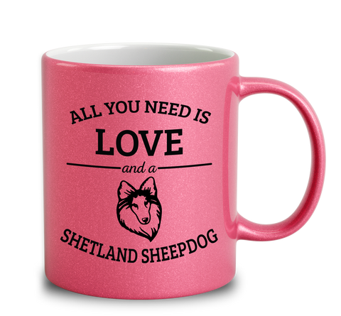 All You Need Is Love And A Shetland Sheepdog