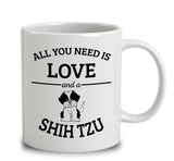 All You Need Is Love And A Shih Tzu