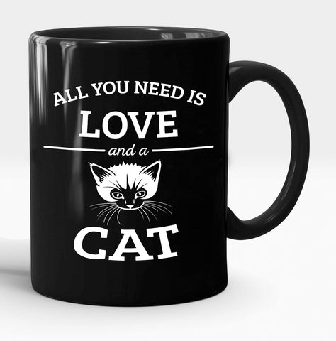 All You Need Is Love And A Cat
