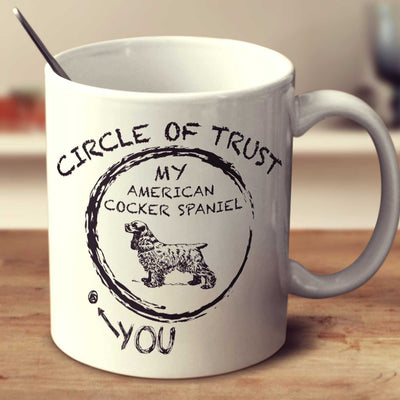 Circle Of Trust American Cocker Spaniel