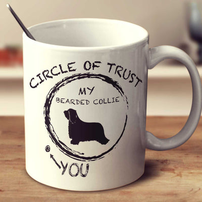 Circle Of Trust Bearded Collie