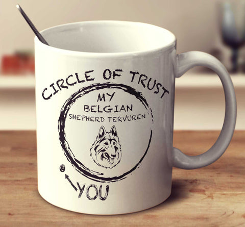 Circle Of Trust Belgian Shepherd Tervuren