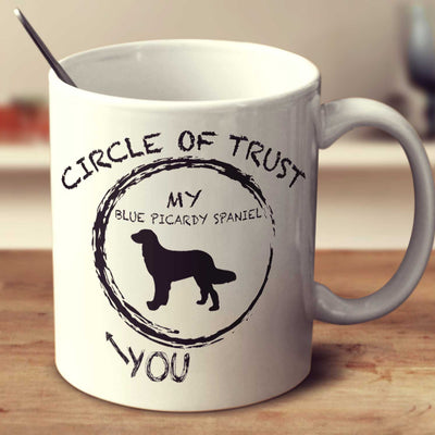 Circle Of Trust Blue Picardy Spaniel