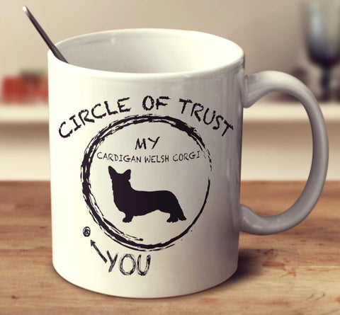 Circle Of Trust Cardigan Welsh Corgi