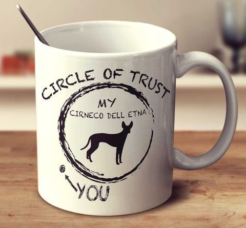 Circle Of Trust Cirneco Dell Etna