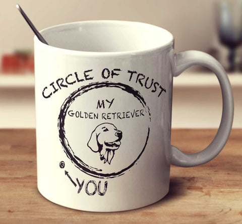 Circle Of Trust Golden Retriever