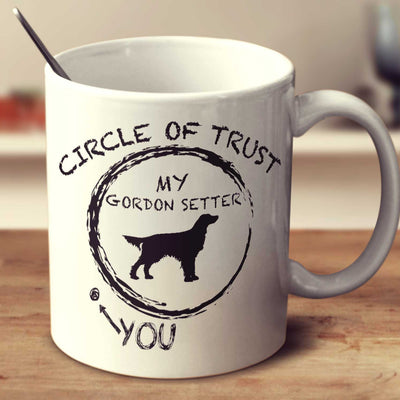 Circle Of Trust Gordon Setter