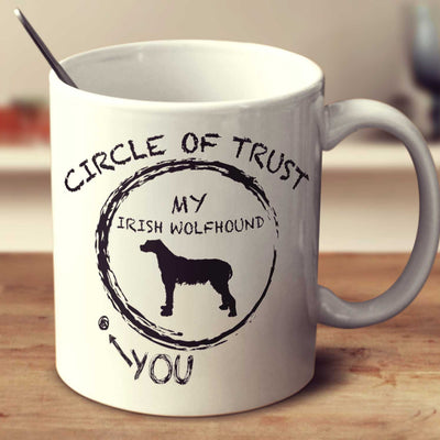 Circle Of Trust Irish Wolfhound