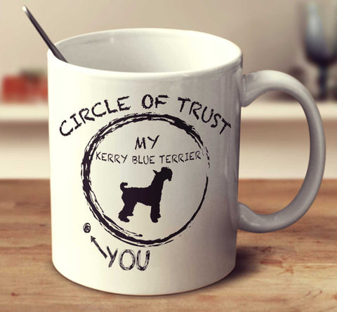 Circle Of Trust Kerry Blue Terrier