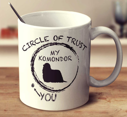 Circle Of Trust Komondor
