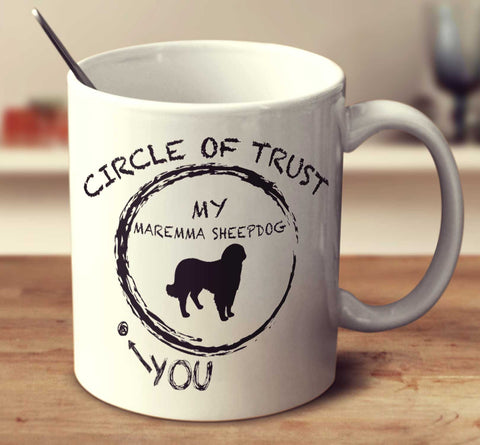 Circle Of Trust Maremma Sheepdog