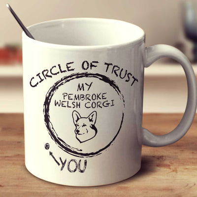 Circle Of Trust Pembroke Welsh Corgi