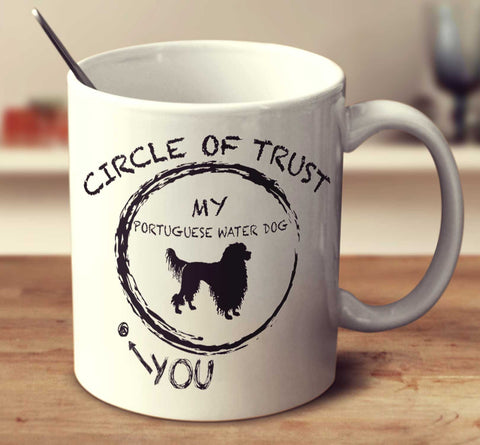 Circle Of Trust Portuguese Water Dog