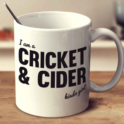 Cricket And Cider Kinda Girl
