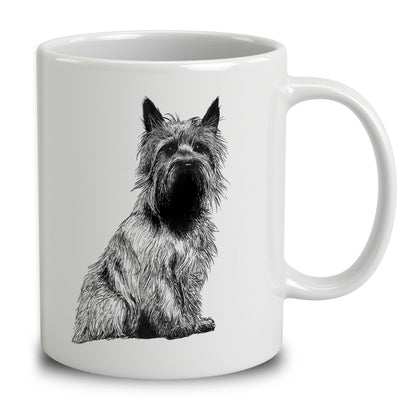 Cairn Terrier Sketch