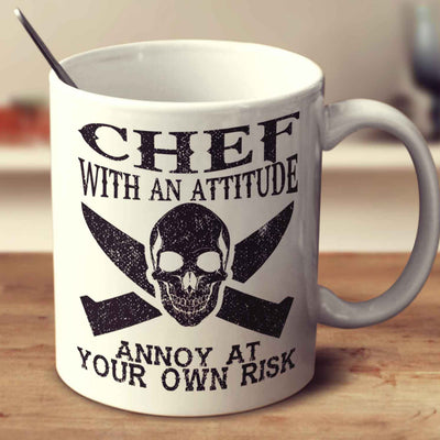 Chef With An Attitude