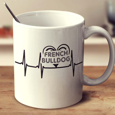 French Bulldog Heartbeat