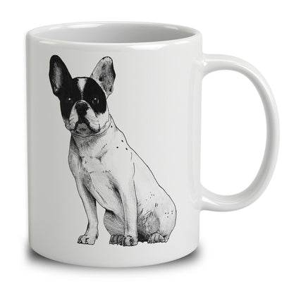 French Bulldog Sketch