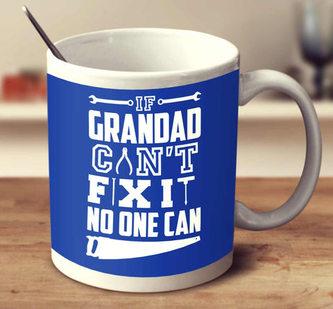 If Grandad Can't Fix It No One Can
