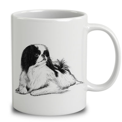 Japanese Chin Sketch