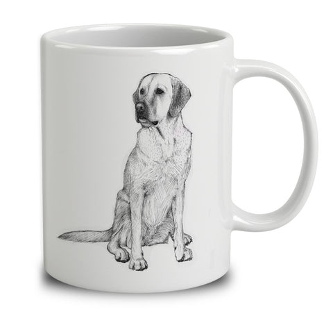 Labrador Retriever Sketch