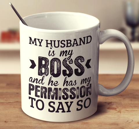 My Husband Is My Boss