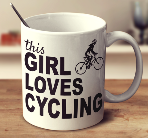 This Girl Loves Cycling