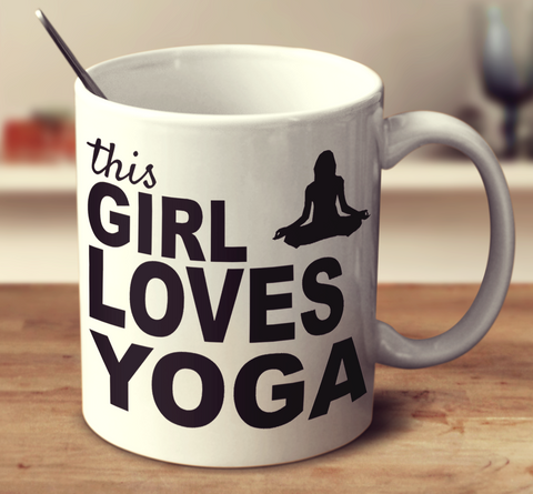 This Girl Loves Yoga