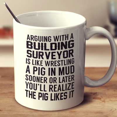 Arguing With A Building Surveyor