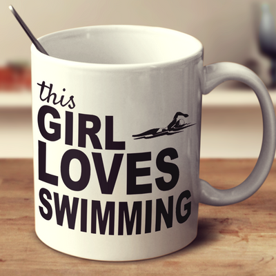 This Girl Loves Swimming