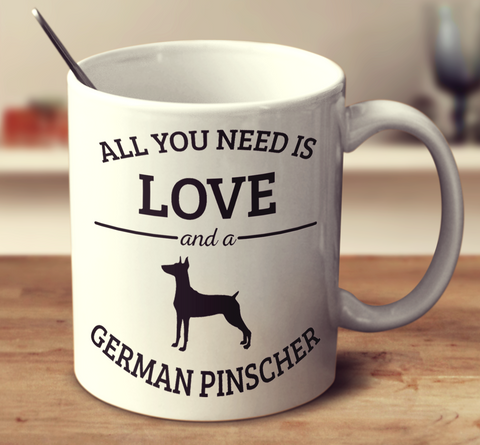 All You Need Is Love And A German Pinscher