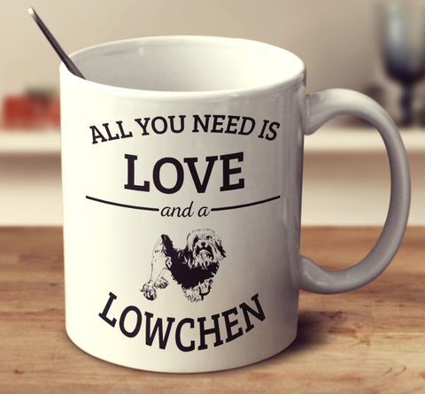All You Need Is Love And A Lowchen