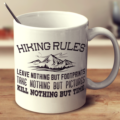 Hiking Rules
