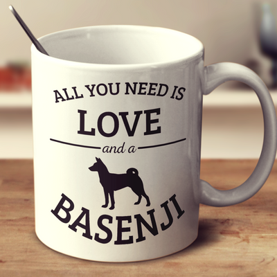 All You Need Is Love And A Basenji