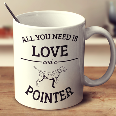 All You Need Is Love And A Pointer